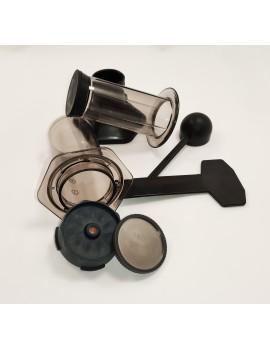 Filtro metálico reutilizable